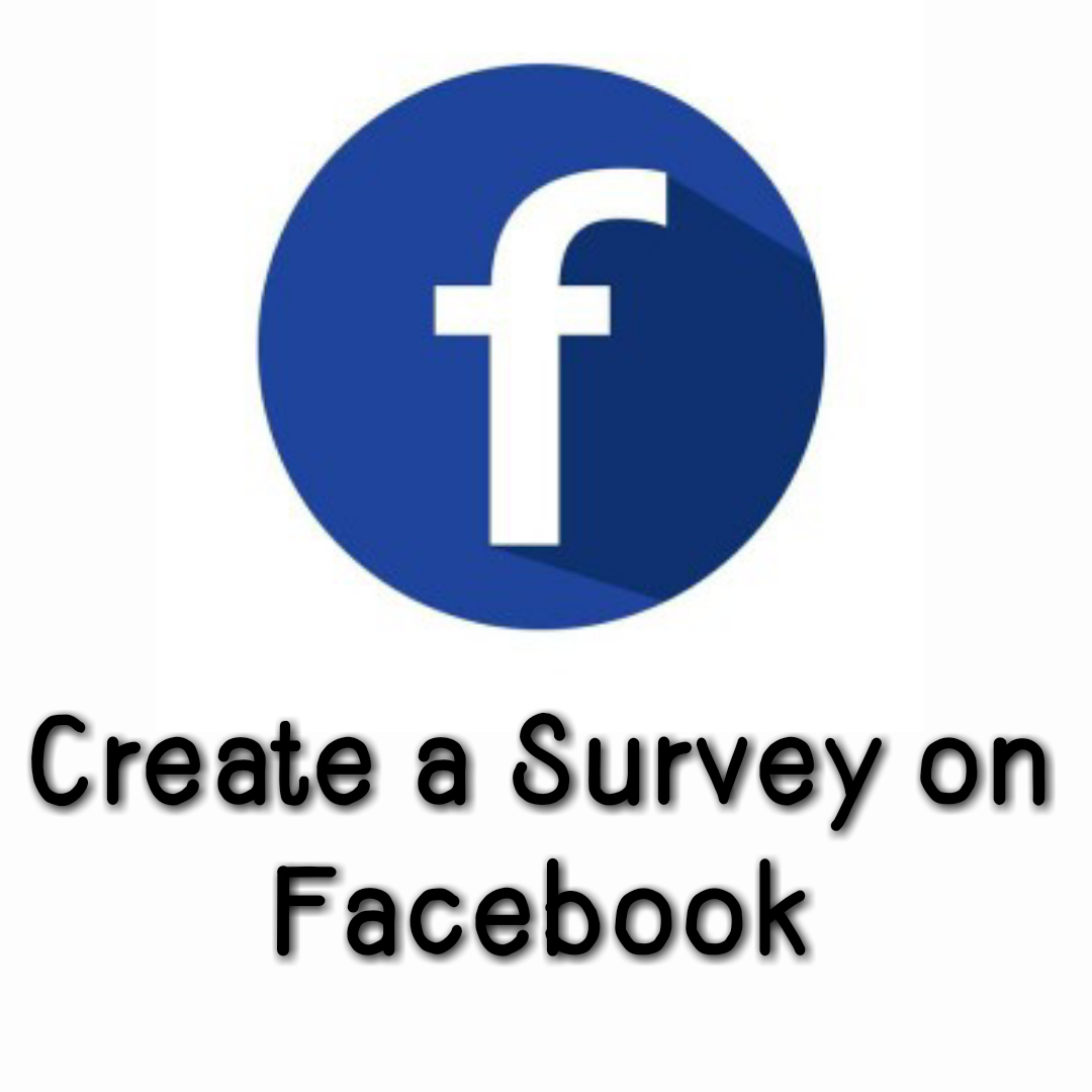 How to create a Facebook survey